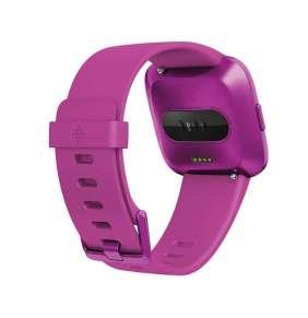 Fitbit Versa Lite - Mulberry/Mulberry Aluminum  Chytré hodinky