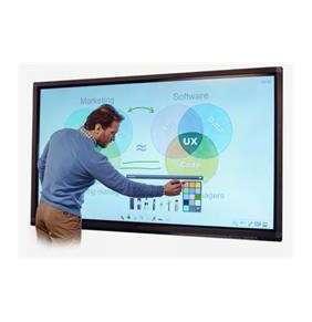 "55"" Prestigio Multiboard, 3840x2160, Multi|Touch, W10Pro, 128GB, Lan USB HDMI WiFi"
