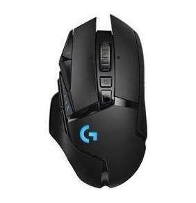 Logitech herní myš G502 LIGHTSPEED/ bezdrátová/ optická/ 11 tlačítek/ 16000dpi/ USB/ černá