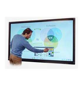 "75"" Prestigio Multiboard, 3840x2160, dotykova obrazovka, W10 PRO, Lan USB HDMI WiFi"