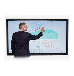 "86"" Prestigio Multiboard, 4K 3840x2160, dotykova obrazovka, W10 Pro, Lan USB HDMI WiFi"