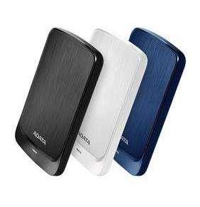 """ADATA Externí HDD 2TB 2,5"""" USB 3.1 AHV320, bílý"""