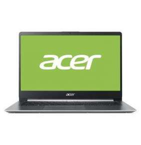 "ACER NTB Swift 1 (SF114-32-P9GY) - pentium N5000@1.1GHz, 14"" IPS FHD,4GB,64eMMC,HD graphics,čt.pk.,W10H,silver"