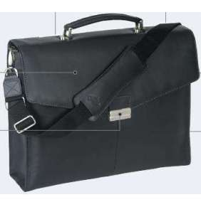 """Lenovo ThinkPad Carrying Case Leather Attache 15,4"""" wide"""
