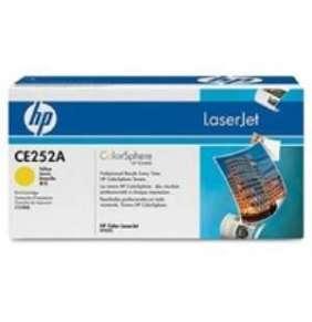 HP 504A, Yellow toner pre HP LaserJet CP3525n/dn/x, CP3530/fs, 7000 strán
