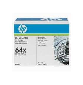 HP 64X, Black toner pre HP LaserJet P4014n/dn, P4015n/dn/tn/x, P4515n/tn/x/xm, 24000 strán / dual pack