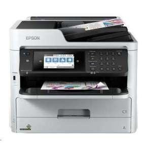 EPSON tiskárna ink WorkForce Pro WF-C5710DWF, 4v1, A4, 34ppm, Ethernet, WiFi (Direct), Duplex, NFC