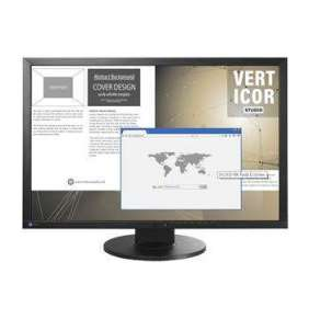 "EIZO MT IPS LCD LED 24"" EV2430-BK 1920x1200, 1000:1, 300cd, 14ms, repro,DVI-D, D/SUB15, DP, USB, černý"