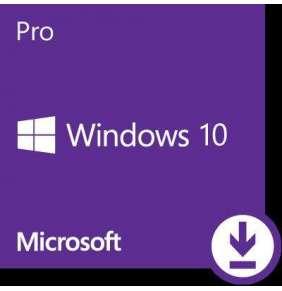 Win Pro 10 32-bit/64-bit All Lng- elektronická licence