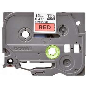 Brother - TZe-431, červená / černá - 1 ks (12mm, lamin.)