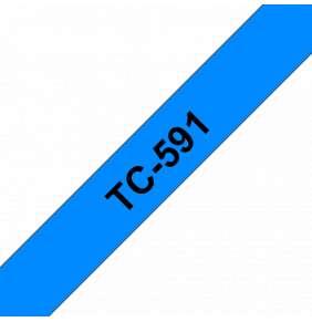 Brother - TC 591 modrá/černá (9mm)