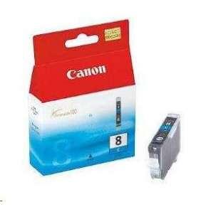 Canon inkoustová náplň CLI-8C/ modrá