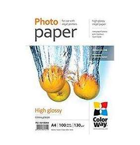 ColorWay Fotopapier  Vysoko lesklý 180g/m,50ks,10x15