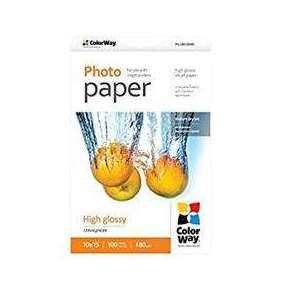 COLORWAY fotopapír/ high glossy 180g/m2, 10x15/ 100 kusů