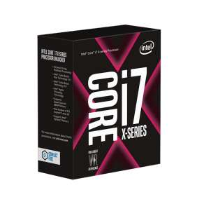 Intel® Core™i7-9800X processor, 3,80GHz, 16,5MB, FCLGA2066 BOX, bez chladiča