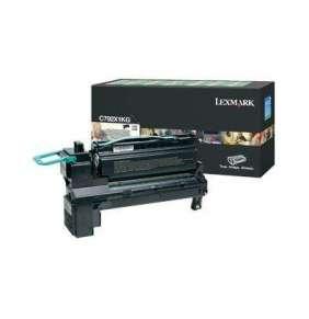 LEXMARK toner C792 Black Extra High Yield Return Program Print Cartridge (20K)