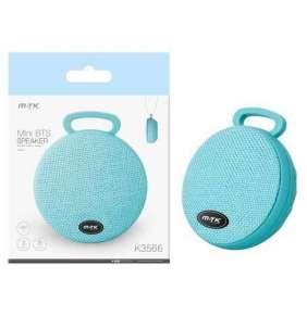 PLUS Bluetooth reproduktor Mini K3566, modrá