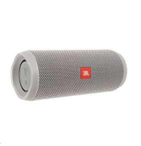 JBL bezdrátový reproduktor Flip 4, 2x8W, BT, vestavěný mikrofon, voděodolný, grey