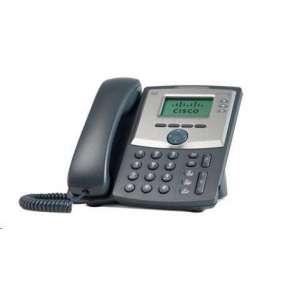 Cisco SPA303-G2-RF, VoIP telefon, 3line, 2x10/100, displej, PoE, REFRESH