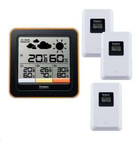 Oregon RAR502X black - meteorologická stanice