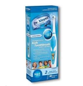Dr. Mayer GTS1000K-B elektrický zubní kartáček dětský - modrý