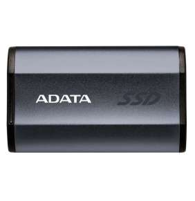 ADATA External SSD 512GB ASE730 USB 3.1 silver