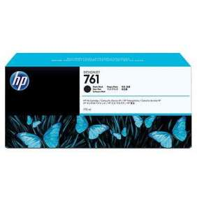 HP 761 Black matte DJ Ink Cart, 775 ml, CM997A