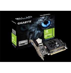 Gigabyte GV-N710D3-2GL, GT 710, 2GB DDR3, 64bit, 1xD-SUB,1xDual-Link DVI-D, 1xHDMI