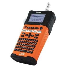 BROTHER tiskárna samolepících štítků PT-E300VP/ 180 dpi/ LCD/ kufr