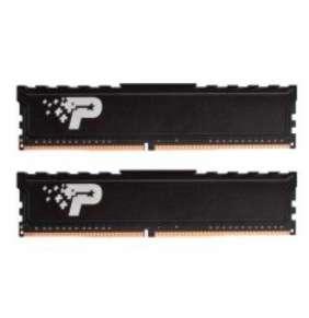 PATRIOT Signature Premium Line 8GB DDR4 2666MHz / DIMM / CL19 / 1,2V / Heat Shield / KIT 2x 4GB