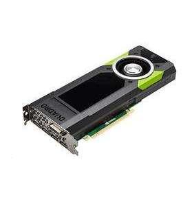 NVIDIA Quadro M5000 8GB GDDR5/256-bit 4xDP DVI-I DL