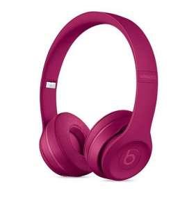 Beats Solo3 Wireless On-Ear Headphones - Neighbourhood Collection - Brick Red slúchadlá