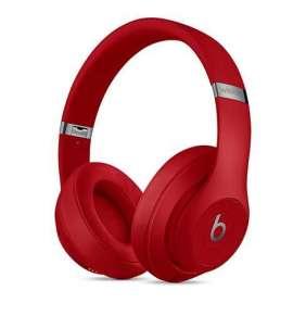 Beats Studio3 Wireless Over-Ear Headphones - Red slúchadlá