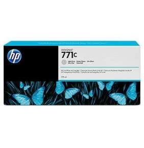 HP 771C Light Grey DJ Ink Cart, 775 ml, B6Y14A