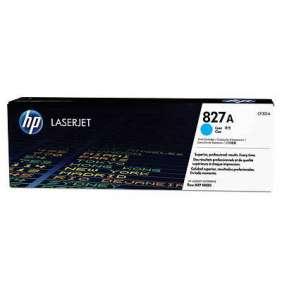 HP 827A Cyan LJ Toner Cart, CF301A
