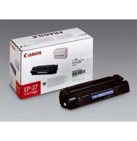 Canon toner EP-27/ LBP-3200/ MF-3110/ MF-56x0/ MF-32x0/ 2500 stran/ Černý