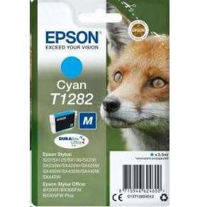 Epson inkoustová náplň/ T1282/ Singlepack DURABrite Ultra Ink/ Modrá