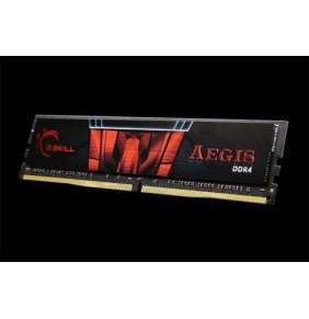 G.Skill 4GB DDR4 2400MHz Aegis (1x4GB) DIMM CL15