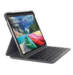 SLIM FOLIO PRO puzdro s Bluetooth klávesnicou pre iPad Pre 12.9, UK, čierne
