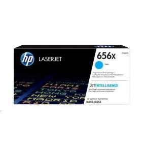 HP 656X High Yield Cyan Original LaserJet Toner Cartridge (CF461X)
