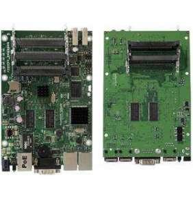 MikroTik RB435G 256 MB RAM, 680 MHz, 5x miniPCI, 3x LAN, 2x USB