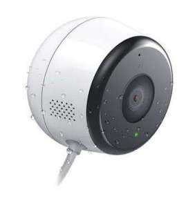 D-Link DCS-8600LH Full HD Outdoor Wi-Fi Camera, 2Mpx, wireless N, microSD slot