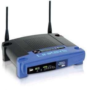 Linksys WRT54GL 54Mbps Wi-fi  Linux Router w/4port