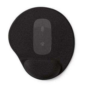 Nedis MPADFG100BK - Podložka pod myš   Gel   Černá barva