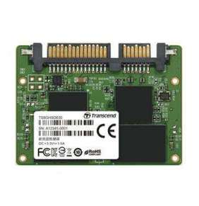 TRANSCEND HSD630 8GB Industrial Half-Slim SSD disk SATA2 3Gb/s, MLC, 235MB/s R, 85MB/s W