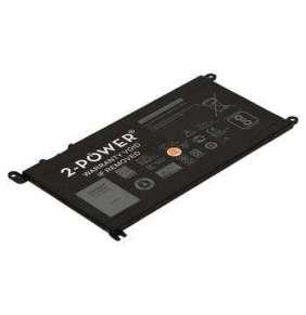 2-Power náhradní baterie pro Dell 451-BBVN Battery 3 článková 11,4V 3500mAh