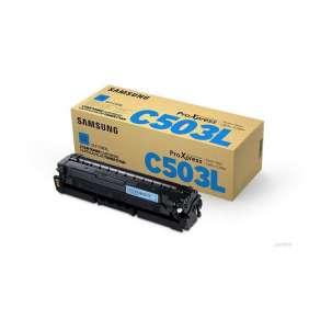HP - Samsung toner bar CLT-C503L/ELS pro C3010/C3060 Series - cyan - 5000 str.