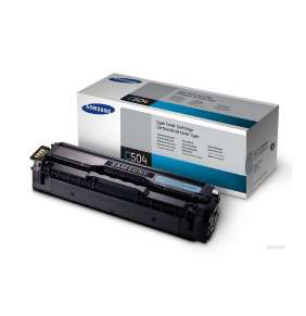 HP - Samsung toner azurový CLT - C504S pro CLP-415/CLX-4195/SL-C1810/1860 - 1800 str.