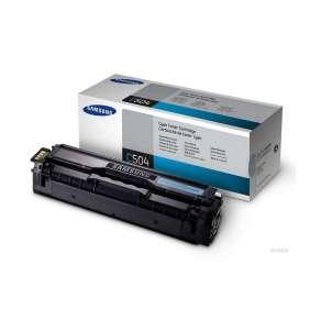 SAMSUNG toner azurový CLT-C504S pro CLP-415/CLX-4195/SL-C1810/1860 - 1800 str.