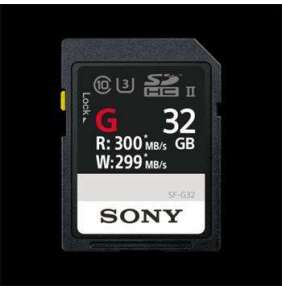 SONY SD karta SF32G 2 ks plus MRWS1 čtečka paměťových karet